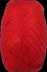 stuha vázací 20m LUX červená-PRODEJ POUZE PO BALENÍ