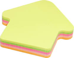 notes   Y neon  šipka mix barev 100l(957723445059)