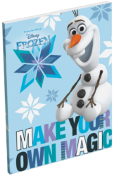blok A7 Frozen Olaf Magic 17368620