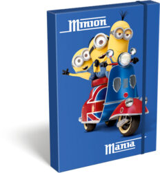 box na sešity A4 Minions London 16433105